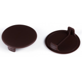 NYLON FURNITURE COVER CAP 40 MM WITH TWO ARMS